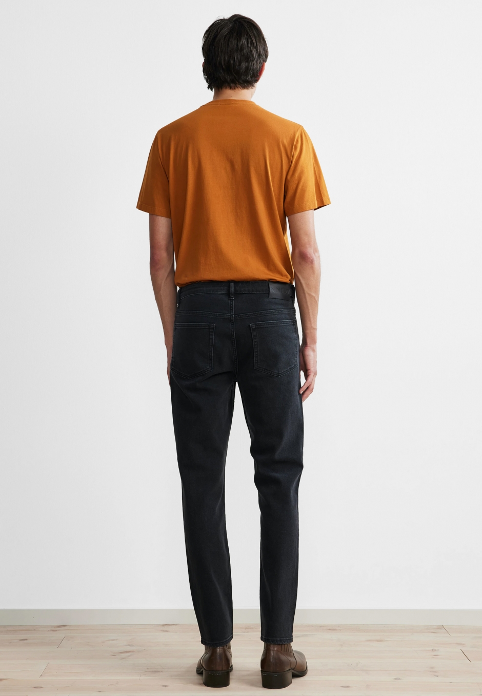 NN07 Johnny 1862 Relaxed Cotton Jeans