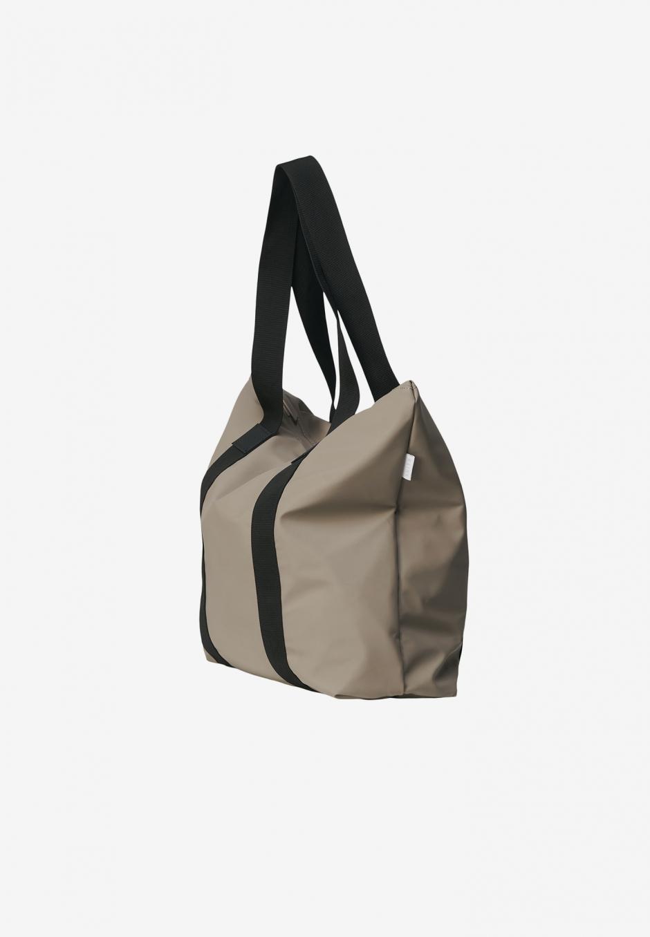 Rains Tote Bag Rush Taupe