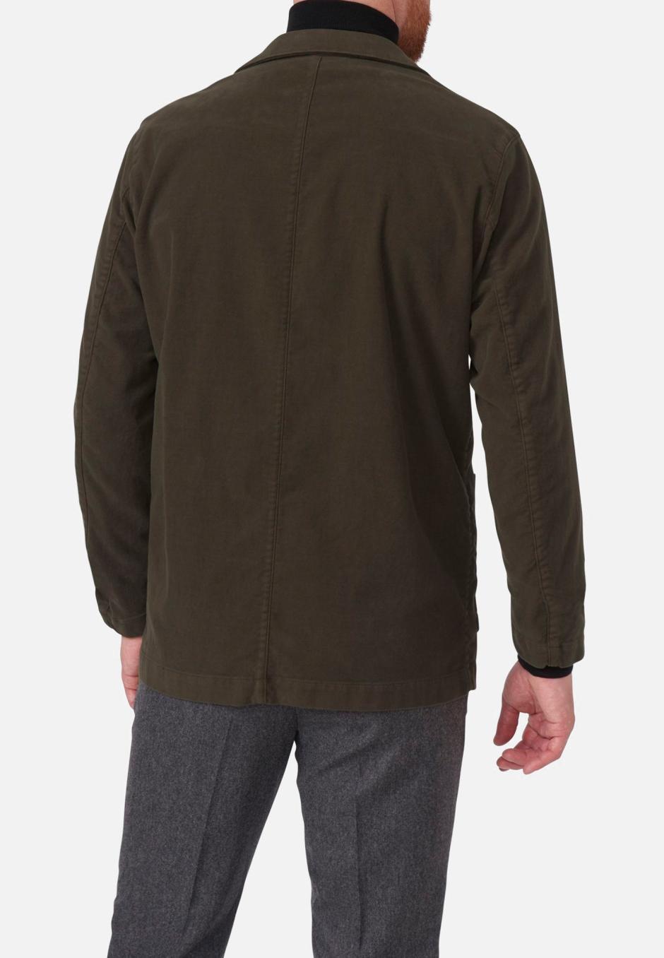Oscar Jacobson Hector Shirt Jacket