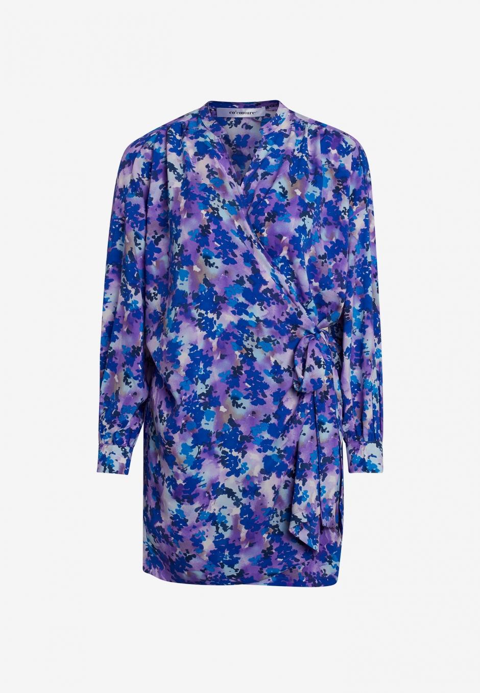 Co'couture Beatriz Wrap Dress