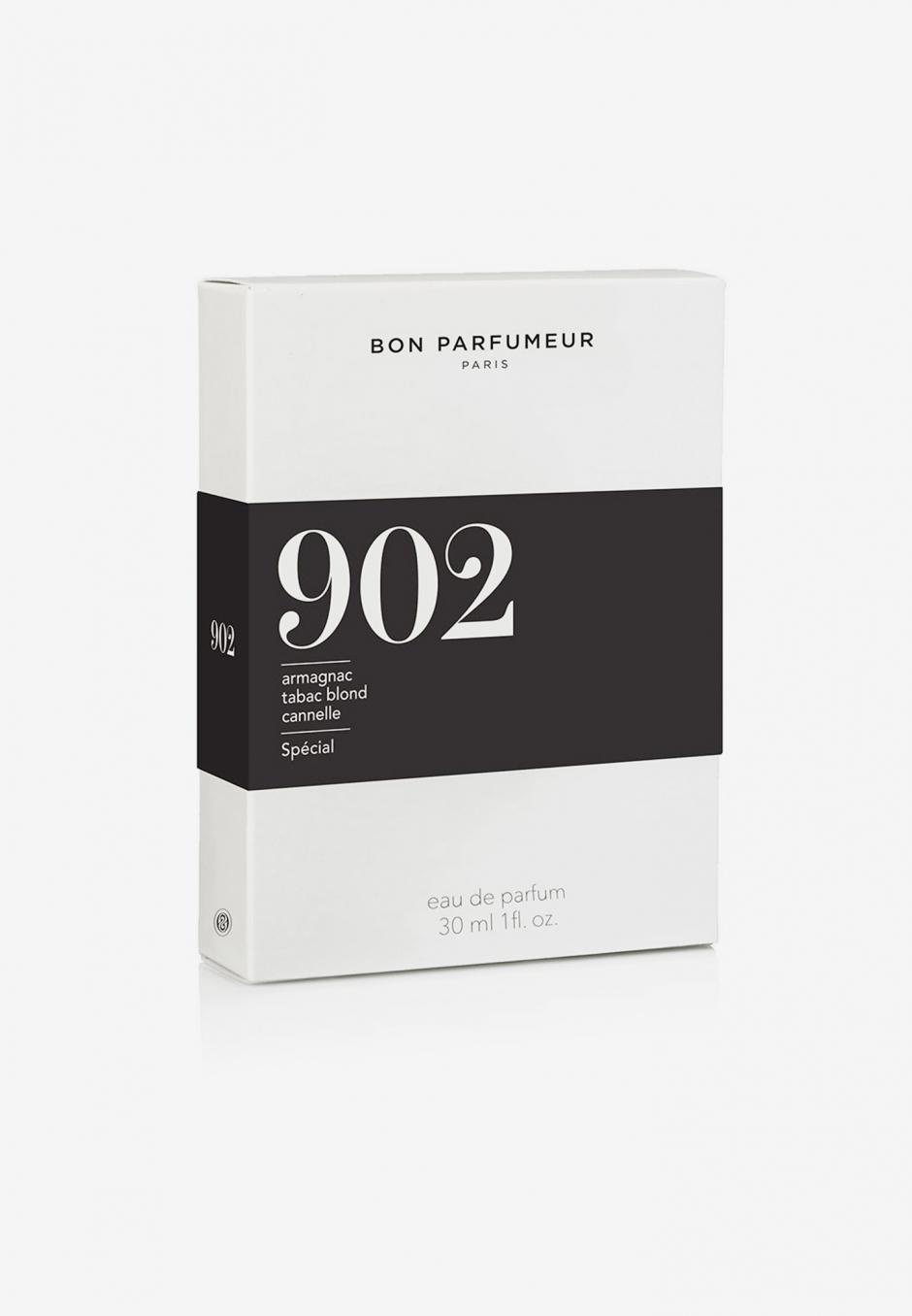 Bon Parfumeur EdP 902: armagnac/blond tobacco/cinnamon 30ml