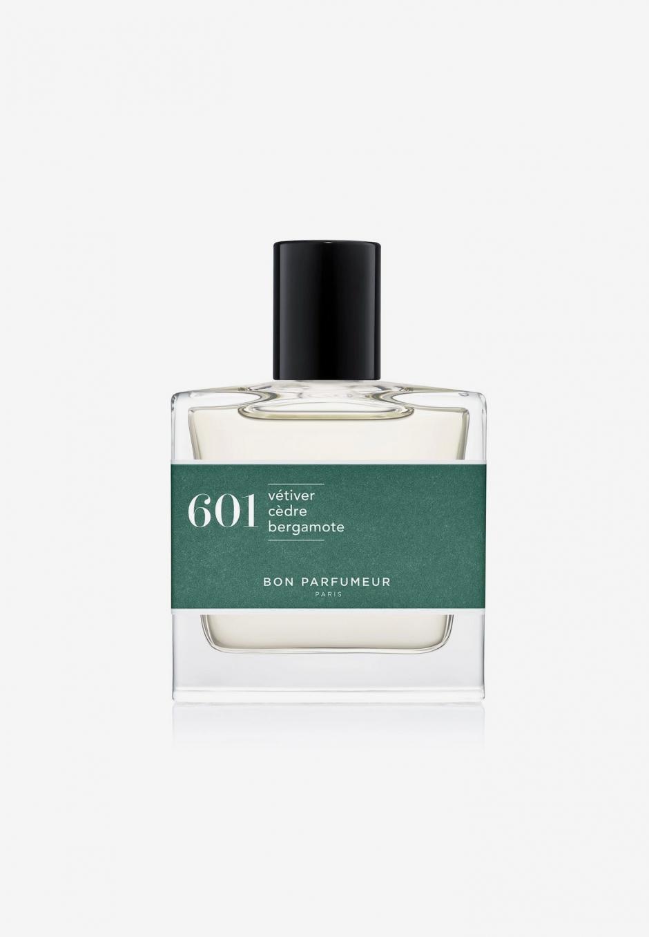 Bon Parfumeur EdP 601: vetiver/cedar/bergamot 30ml