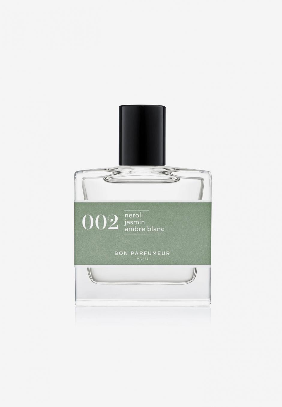 Bon Parfumeur EdP 002: neroli/jasmine/white amber 30ml