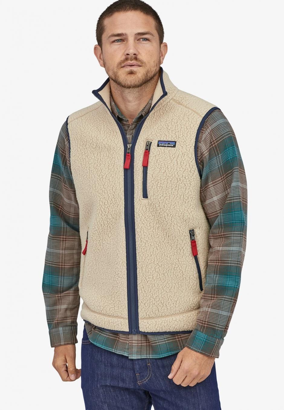 Patagonia M's Retro Pile Fleece Vest