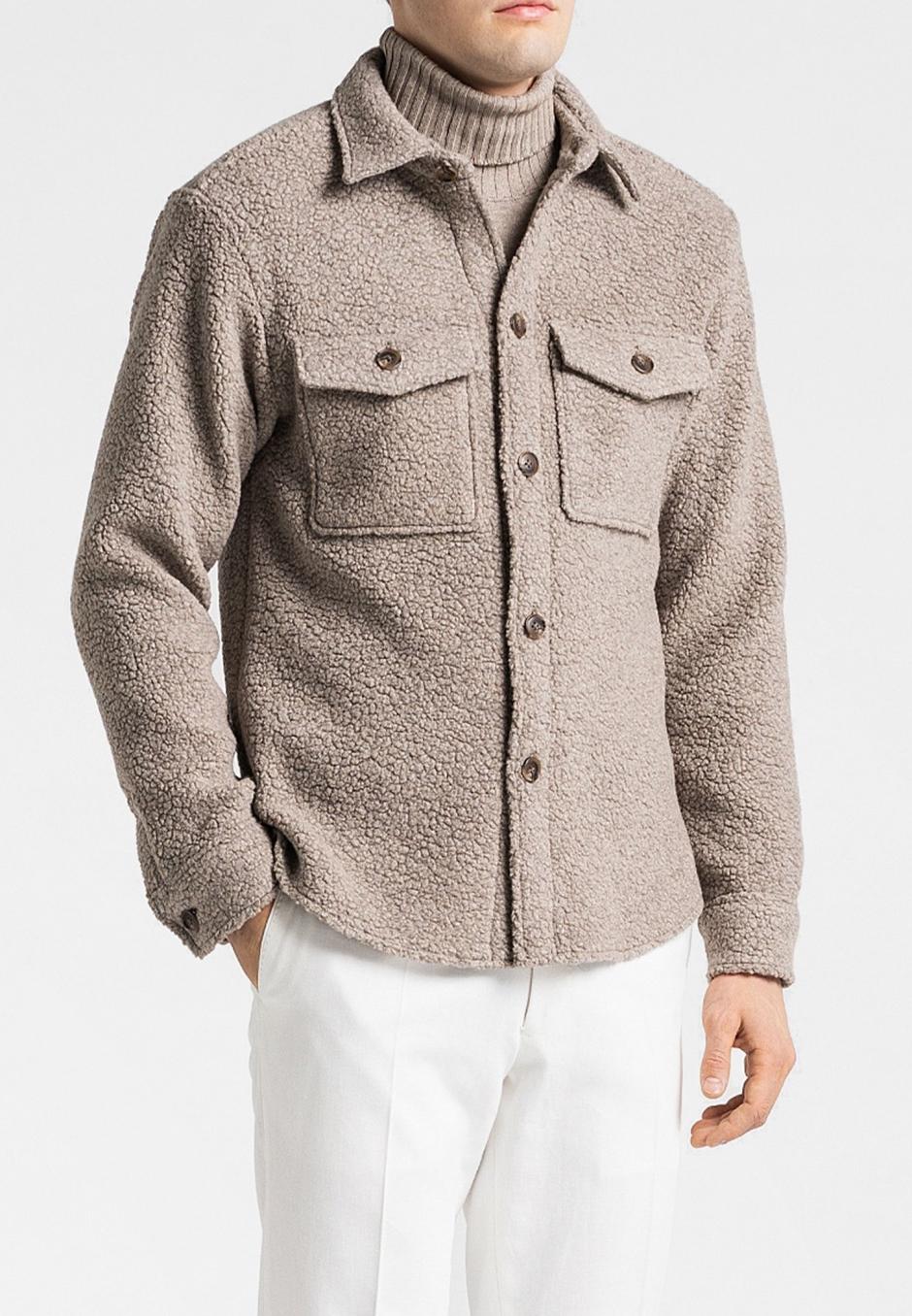 Oscar Jacobson Milron Shirt Jacket