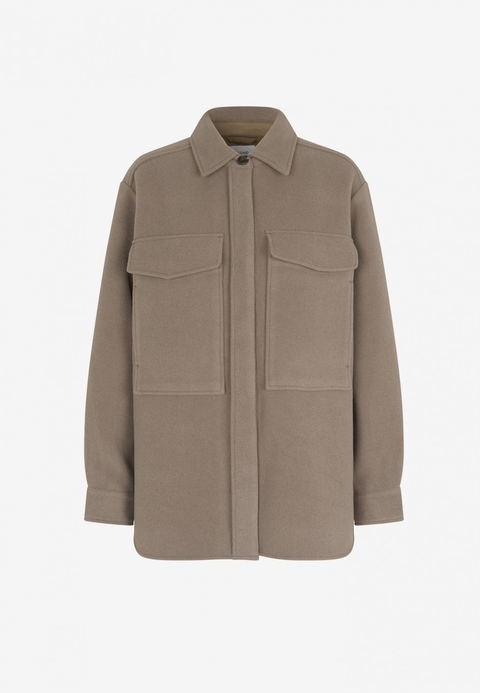 Second Female Audel Jacket