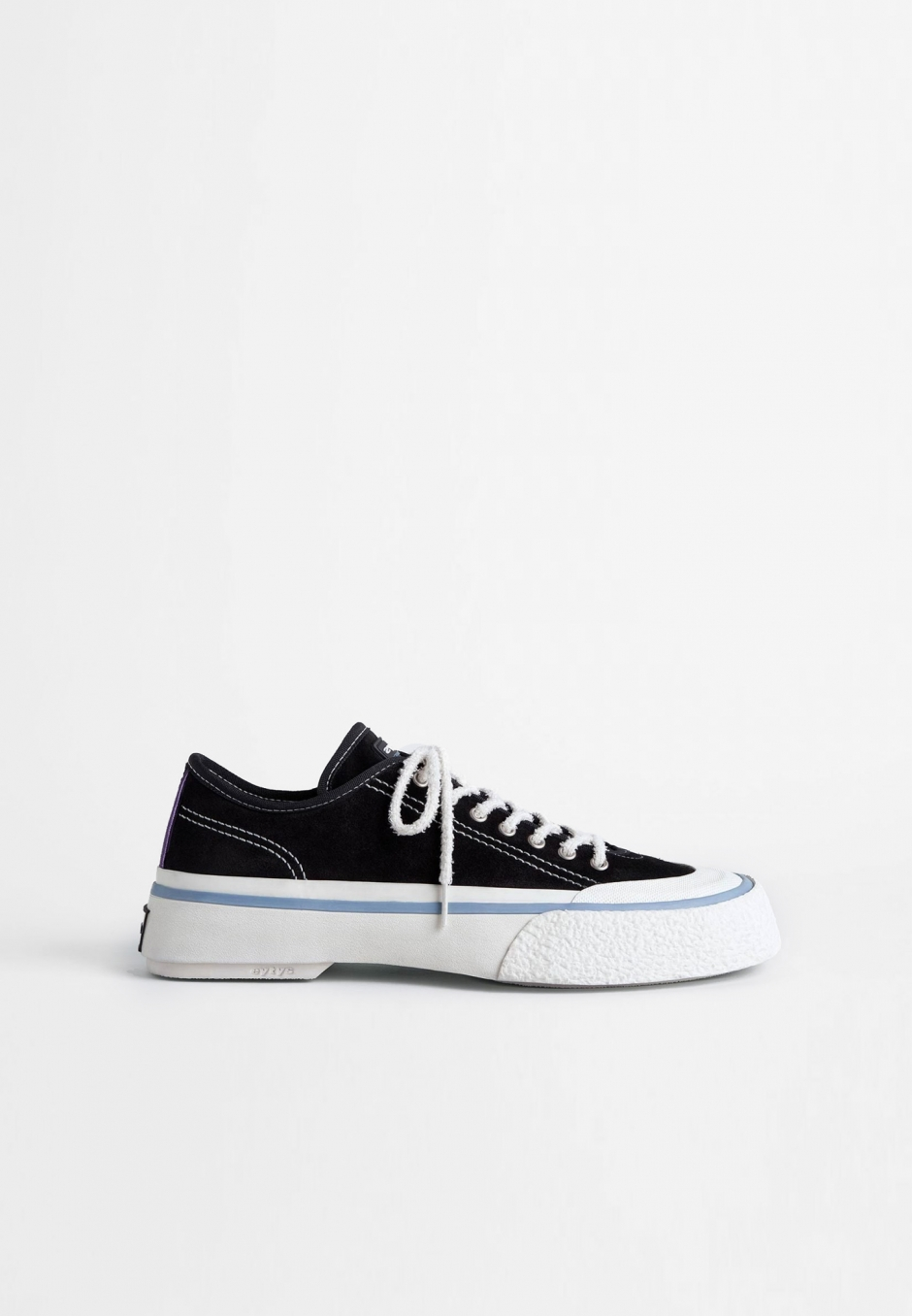 Eytys Laguna Sneakers Black Suede