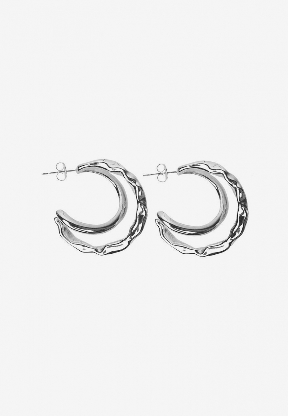 Wos Two Sides Earrings