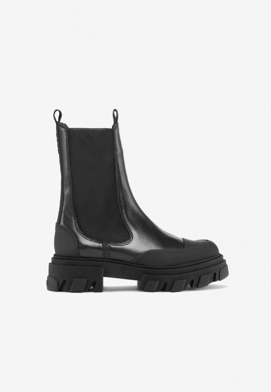 Ganni Mid Chelsea Boot