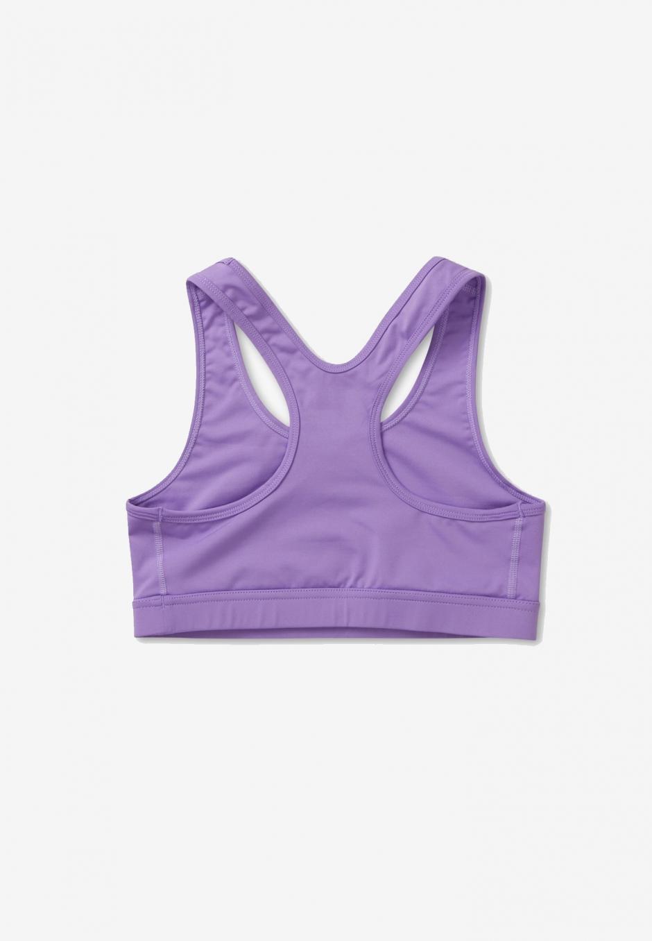 7 Days Active KK Bra Fairy Purple