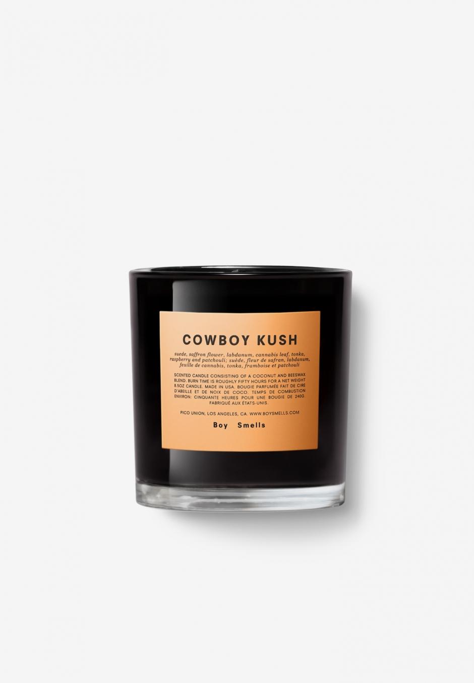 Boy Smells Cowboy Kush