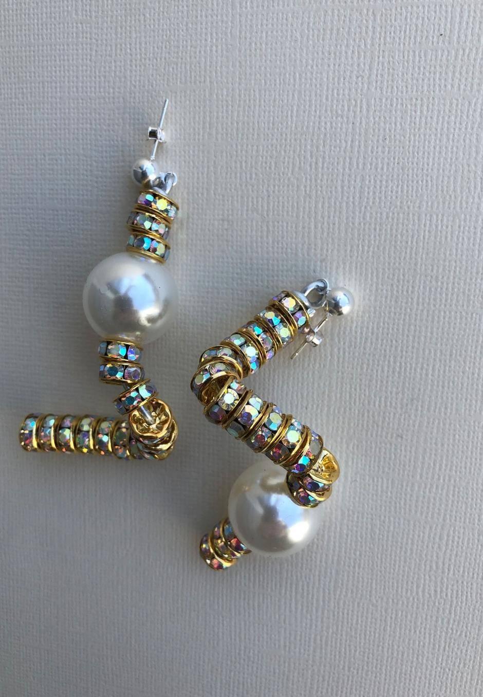 Pearl Octopuss.y Mini Golden Diamond