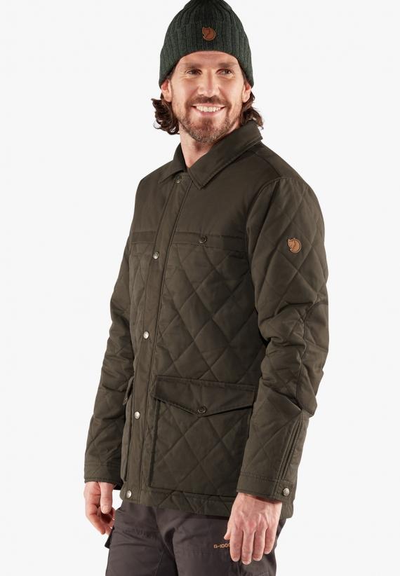 Fjällräven Övik Wool Padded Jacket