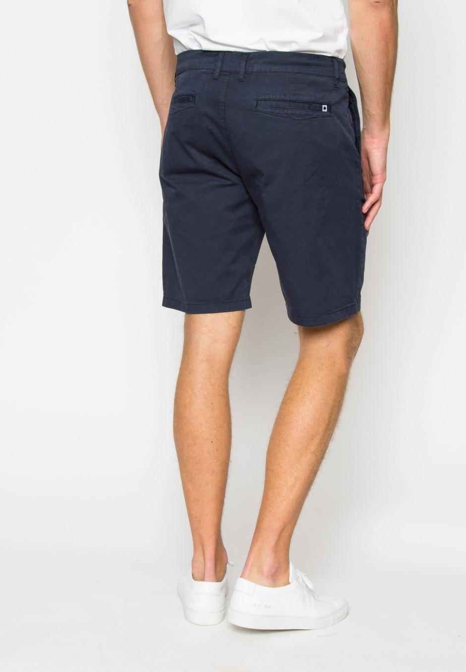 NN 07 Crown Shorts ljusblå