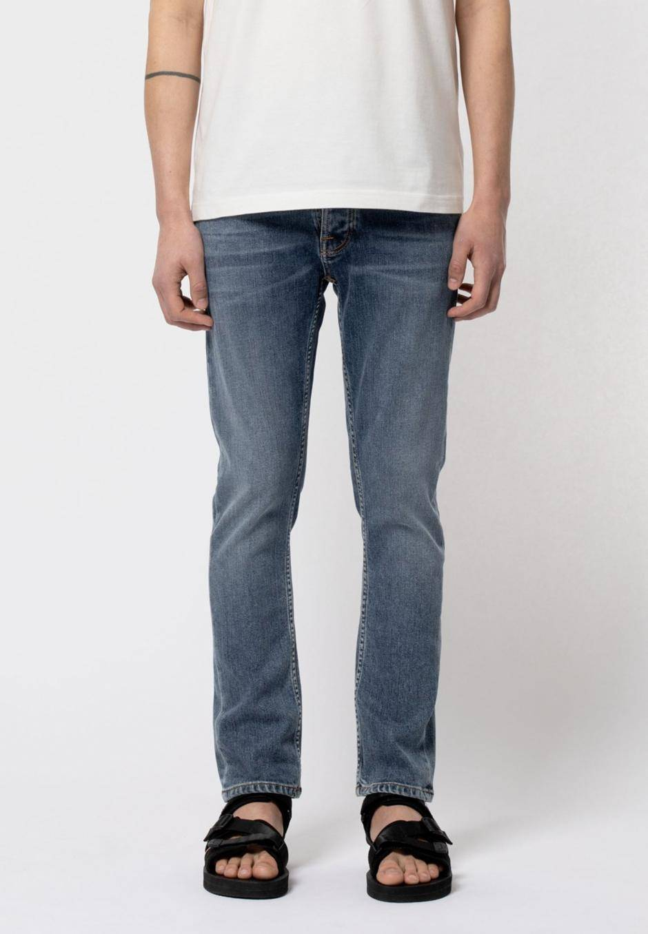 Nudie Jeans Grim Tim Ojai Blues