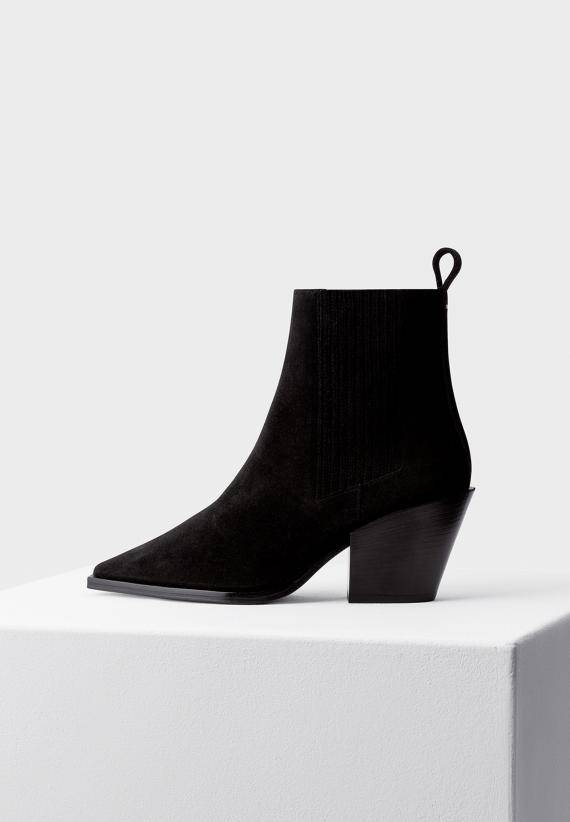 Aeydē Kate Cow Suede