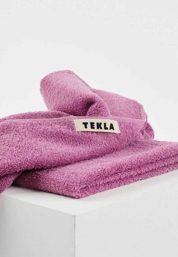 Tekla Terry towel 50x80