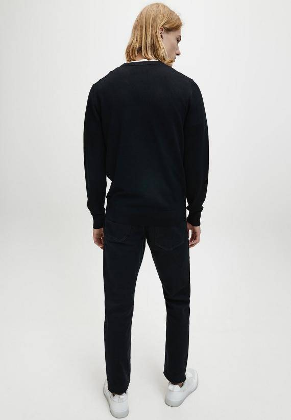 Calvin Klein Superior wool crew neck