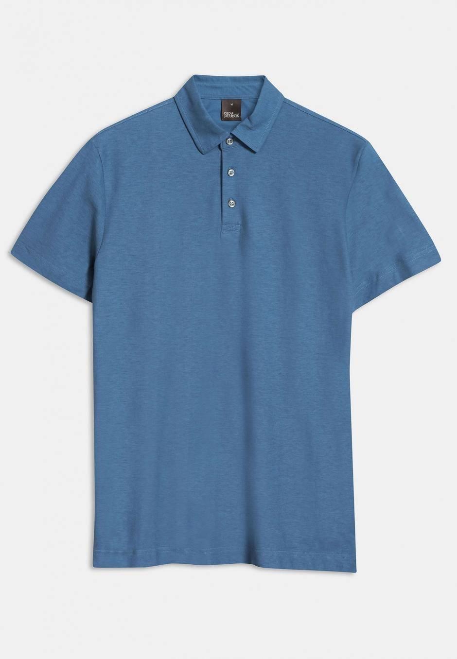 Oscar Jacobson Zine Poloshirt