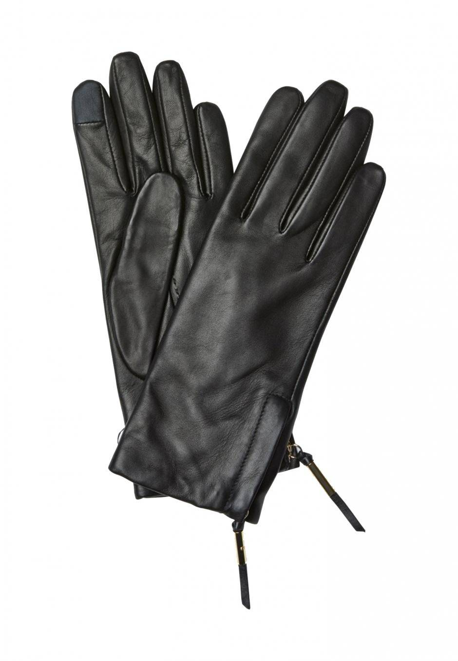 Filippa K Zip Gloves