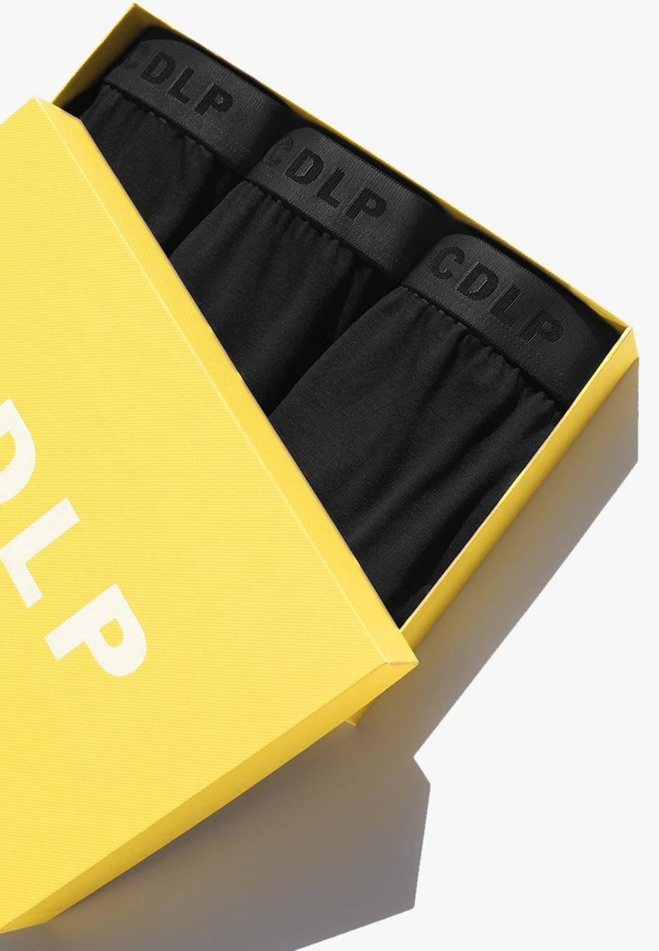 CDLP 3-pack boxer briefs svart
