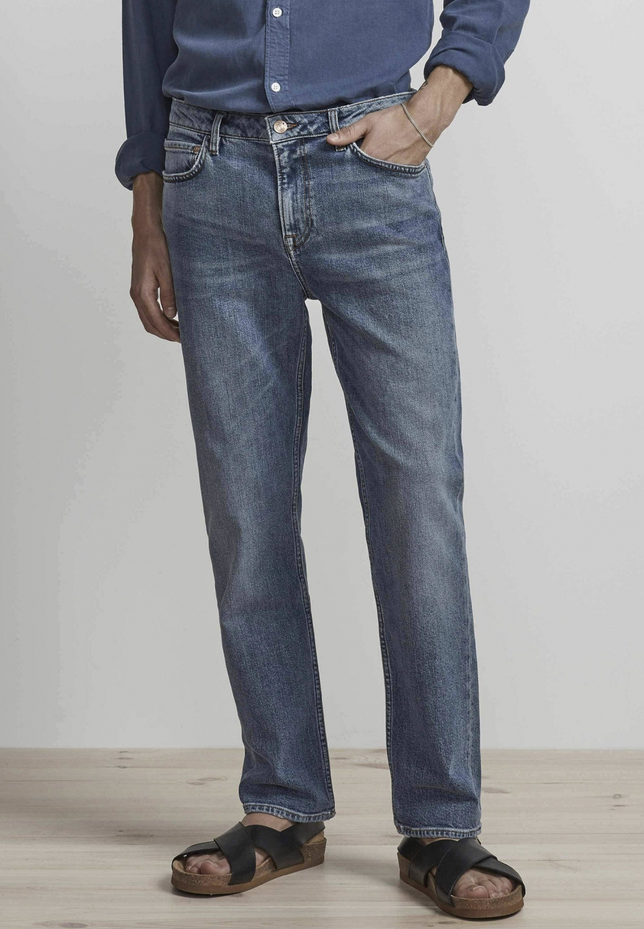 NN07 Johnny 1838 Relaxed Jeans