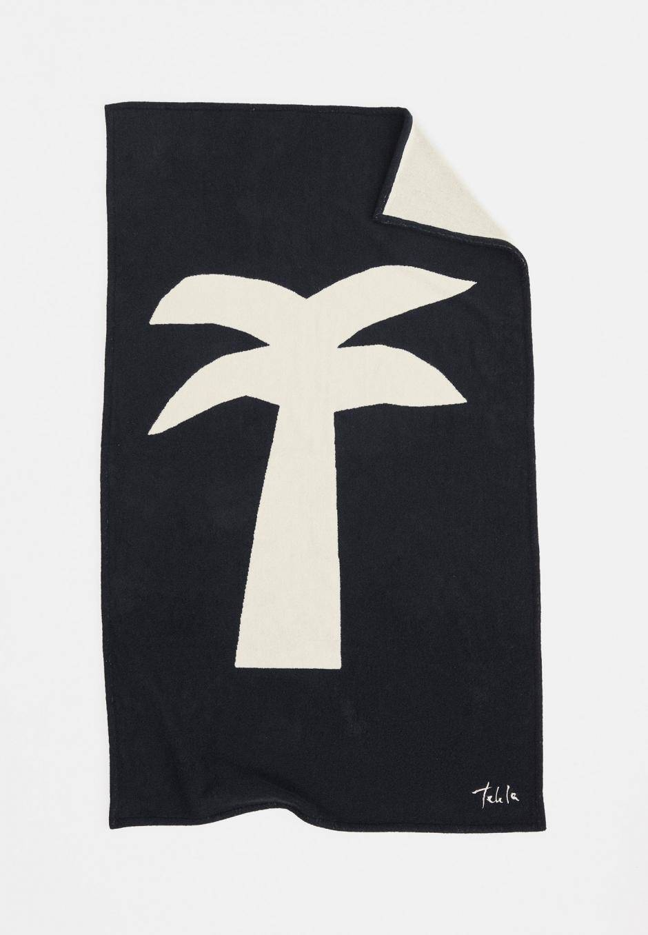 Tekla Beach Towel - Palm