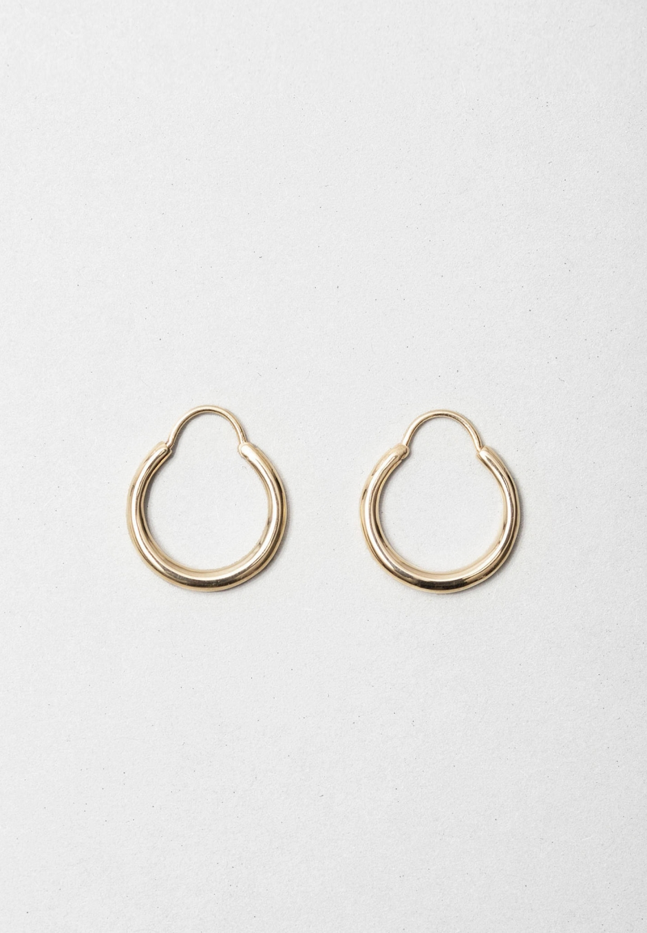 All Blues Hungry baby snake earrings