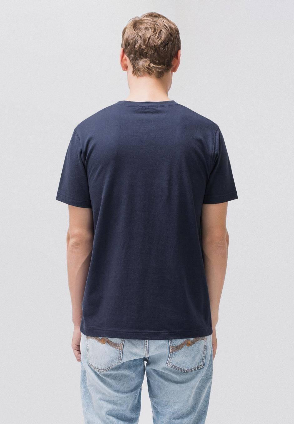 Nudie Jeans Daniel Logo Tee