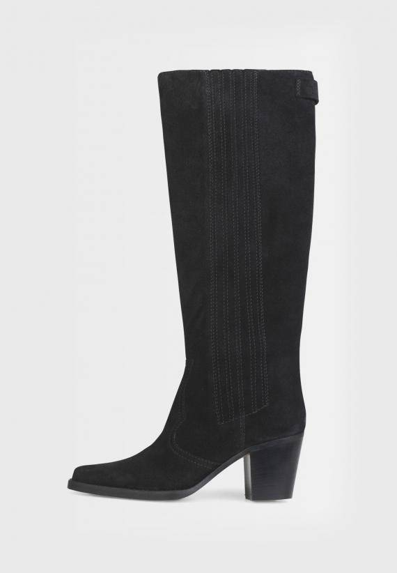 Ganni Western Knee High