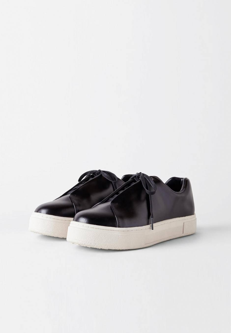 Eytys Doja leather svart