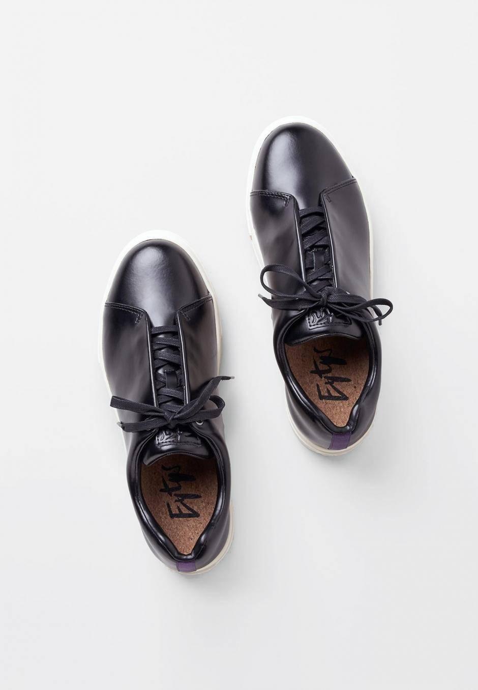 Eytys Doja Leather Black