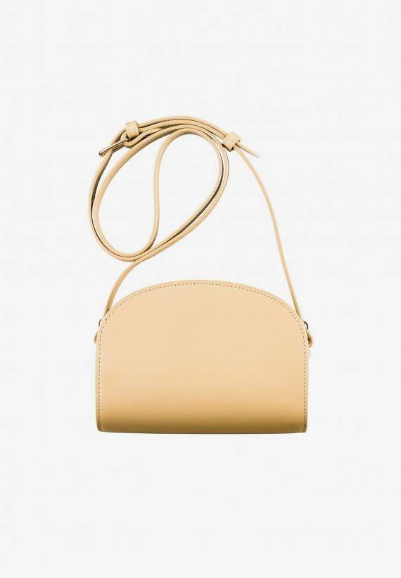 A.P.C Demi-Lune Mini Bag