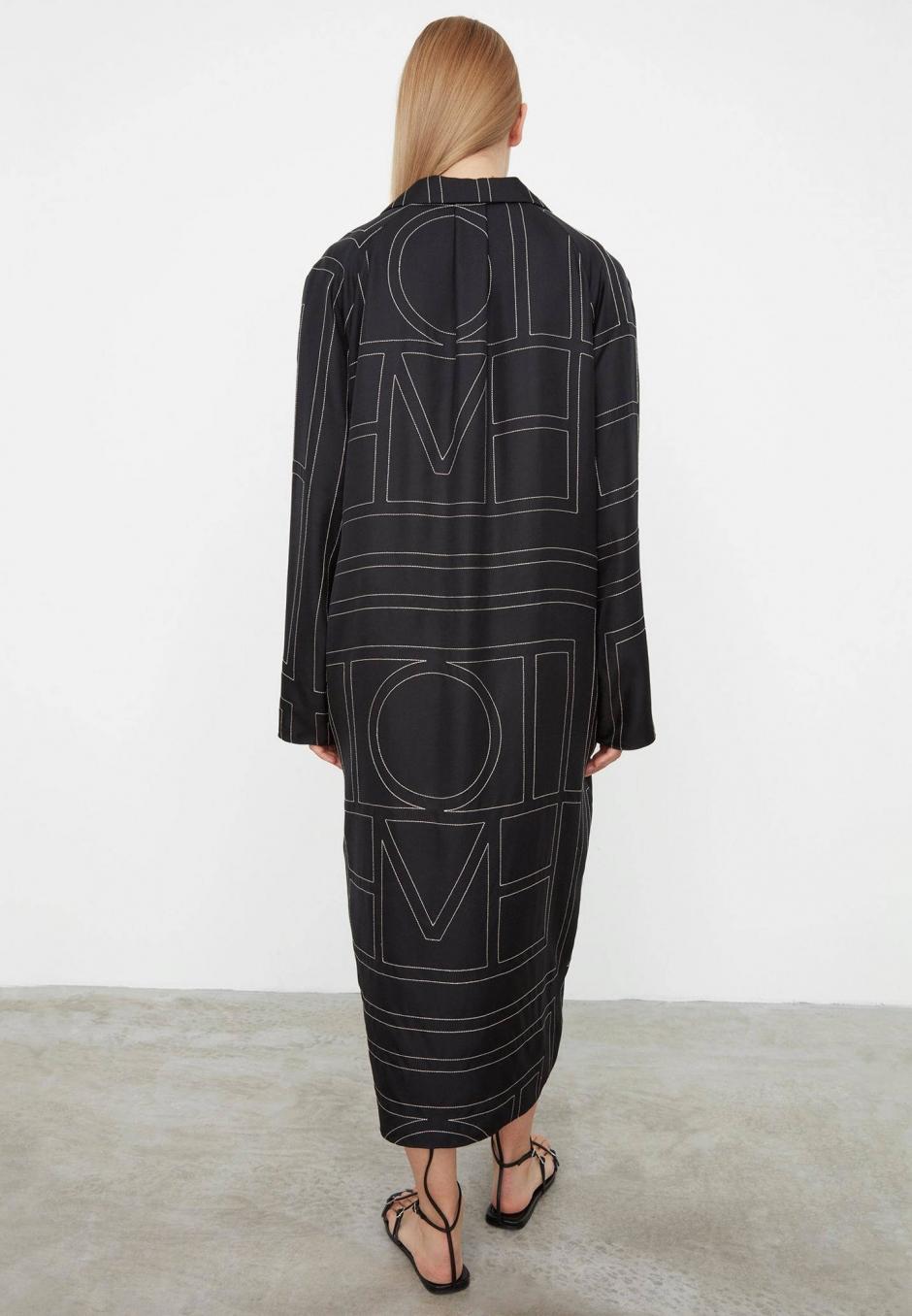 Totême Anet Silk Dress