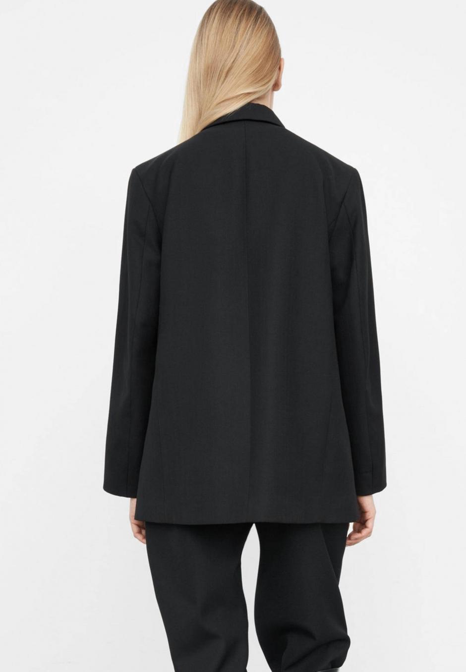 Totême Oversized Blazer Black