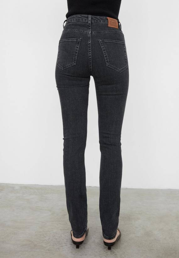 Totême Skinny Fit Denim Grey Wash