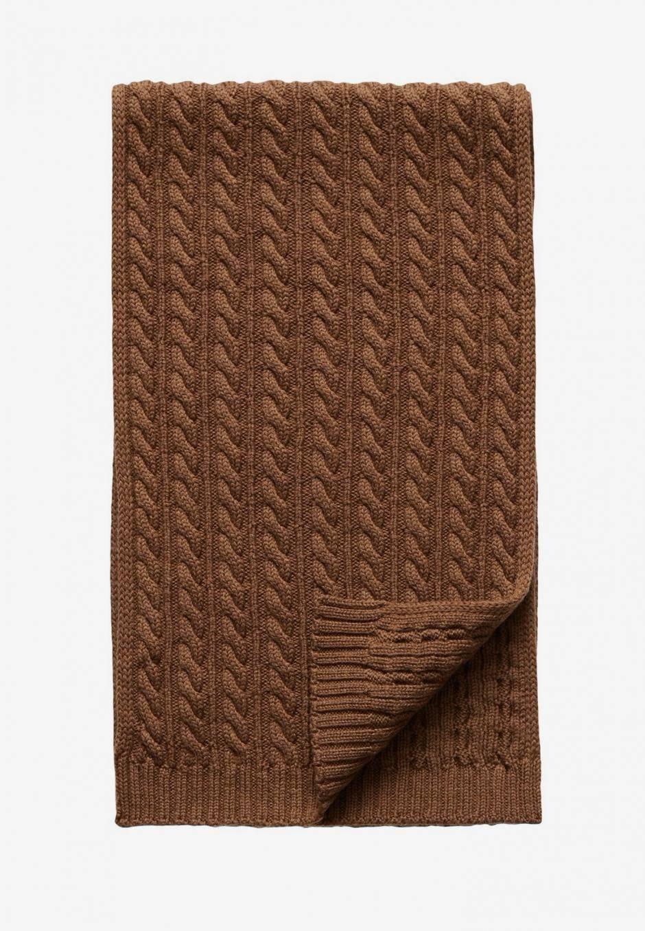 Eton Halsduk brun