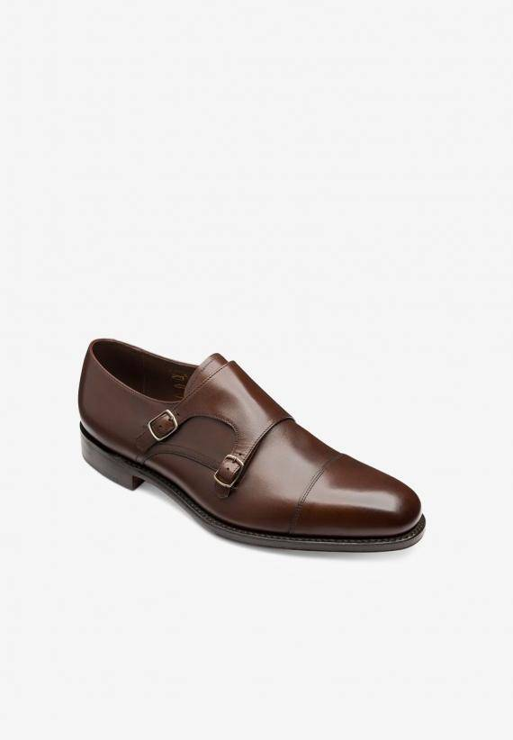 Loake Cannon Dark Brown Calf