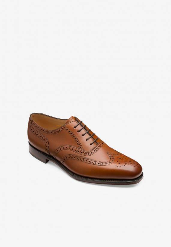 Loake Buckingham brown calf