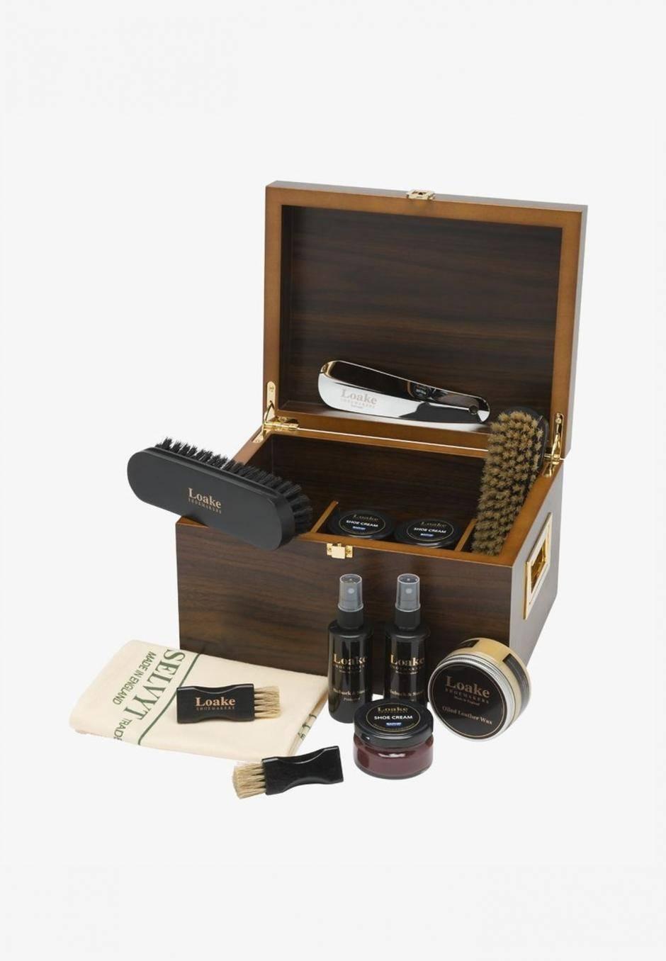 Loake Saphir Valet Box