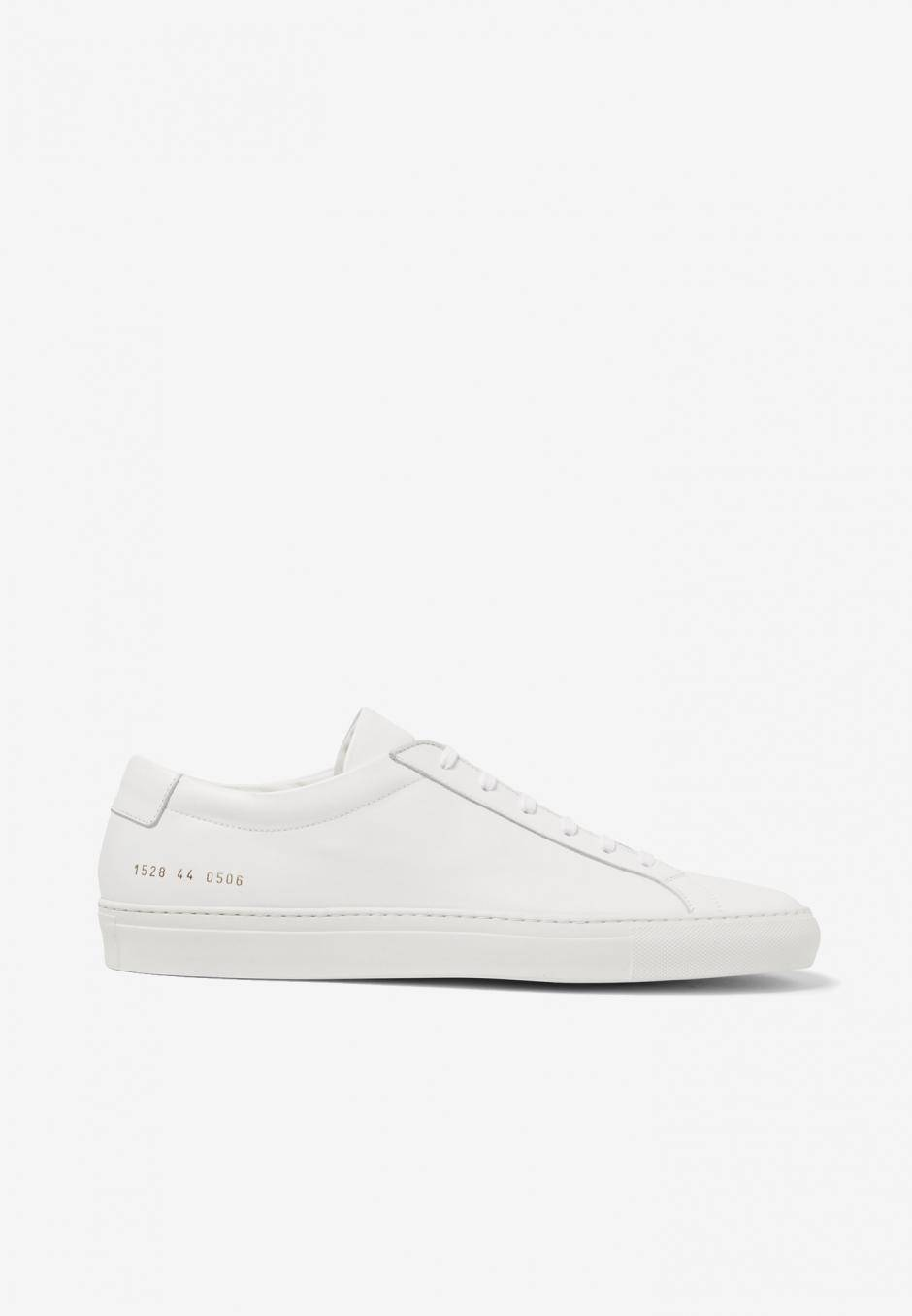 Common Projects Original Achilles Leather White